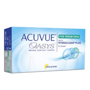 Acuvue Oasys for Presbyopia (6er Box)