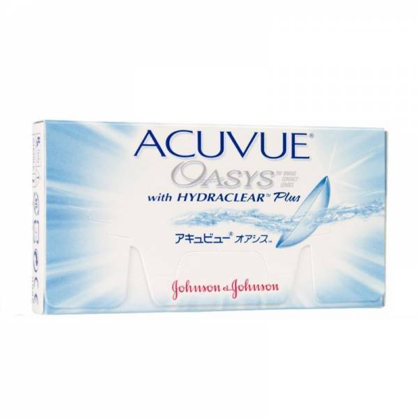 acuvue oasys 6er box