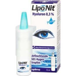 Lipo Nit Hyaluron 0,3% pump Augentropfen