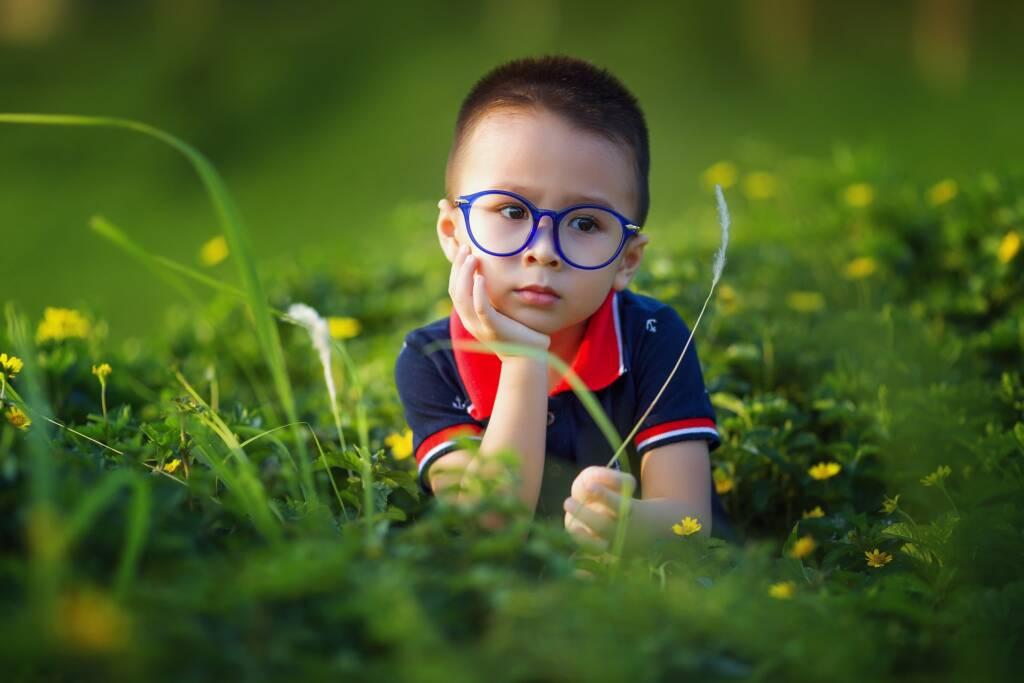Können Kinder Kontaktlinsen tragen