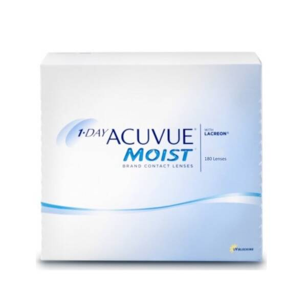 1-Day Acuvue Moist (180er Box)