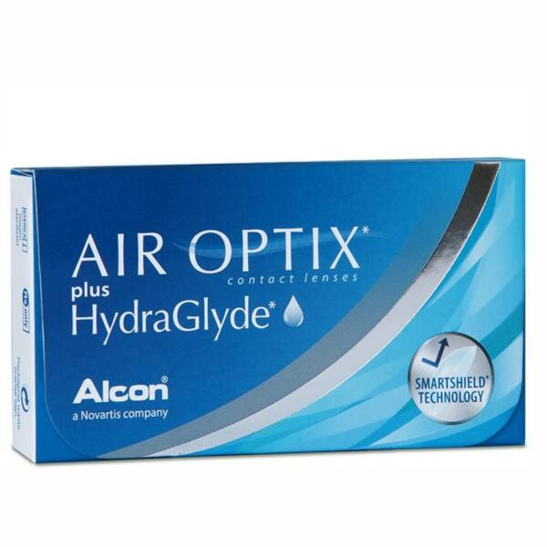 Air Optix plus HydraGlyde 3er Box