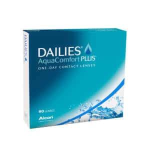 Dailies AquaComfort plus (90er Box)