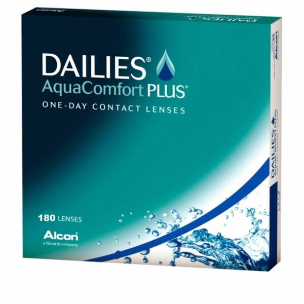Dailies AquaComfort plus (180er-Packung)