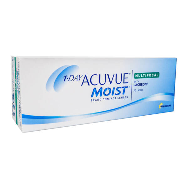 1 Day Acuvue Moist Multifocal 30er Box
