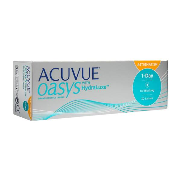 Acuvue Oasys 1-Day for Astigmatism (30er Box)