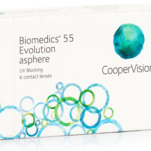 Biomedics 55 Evolution - 6er Box