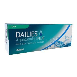 Dailies AquaComfort plus Toric (30er Box)