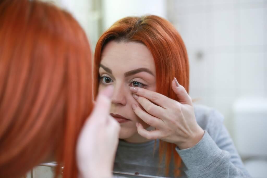 biokompatible Kontaktlinsen